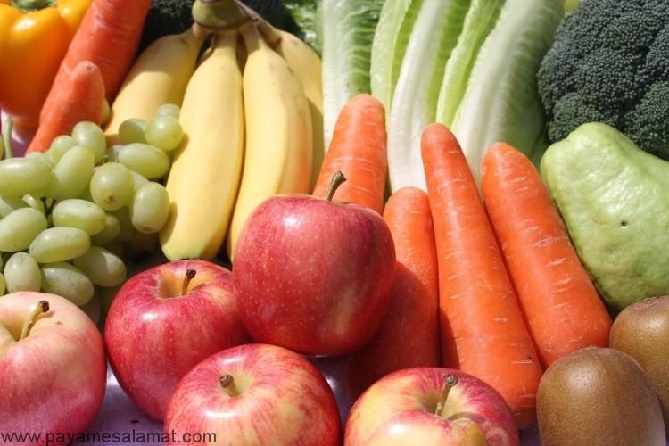 مواد غذایی کم سدیم