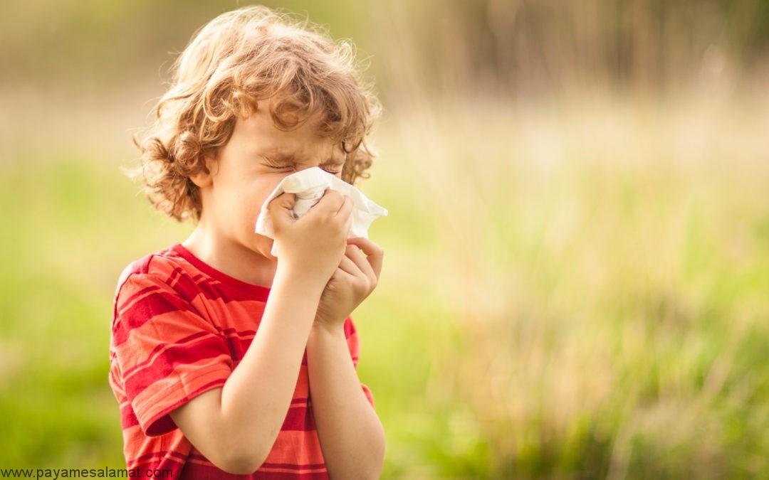 آلرژی فصلی ؛ علل، نشانه ها، روش های تشخیص و روش های درمانی