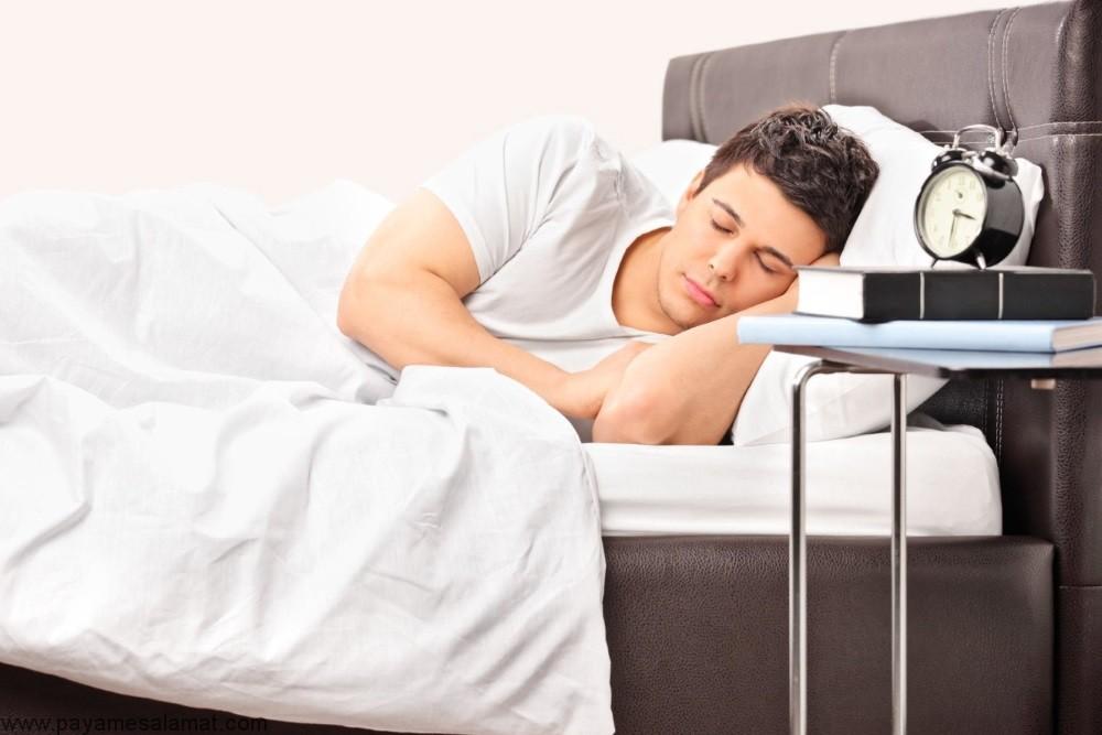 عوارض ناشی از خواب زیاد بر روی بدن