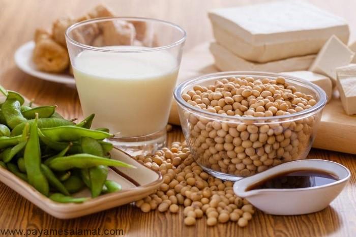 مواد غذایی که تستوسترون را کاهش می دهند