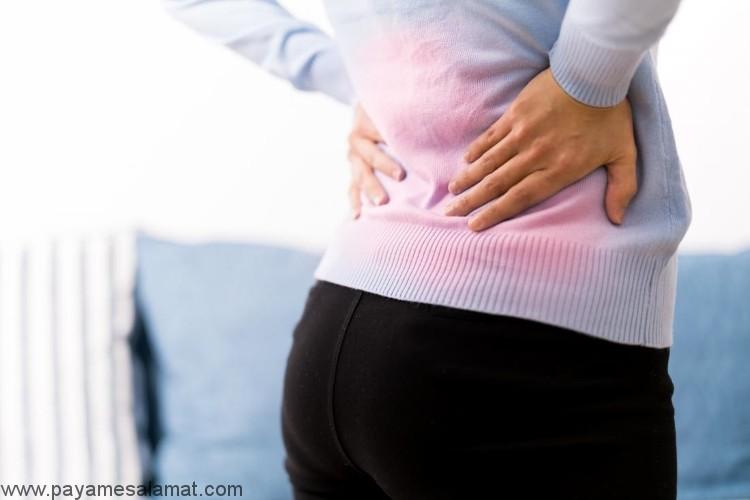 درمان گرفتگی کمر (اسپاسم کمر) با کمک روش های ساده