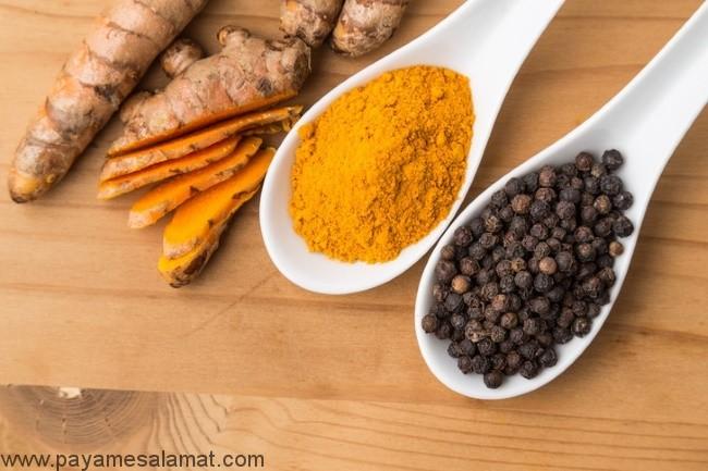 ترکیب مواد غذایی سالم