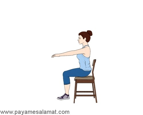 آموزش تمرینات یوگا مناسب برای محل کار
