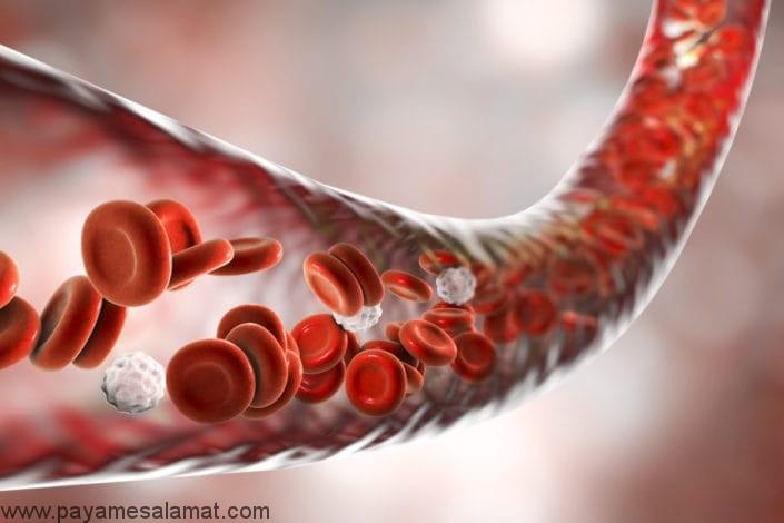 علائم مسمومیت خون