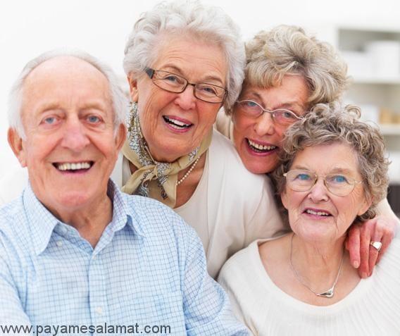 اثرات پیری بر روی تمایلات جنسی