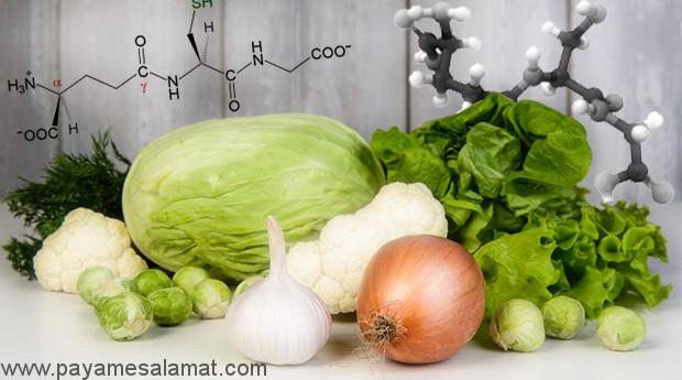 روش های افزایش گلوتاتیون در بدن