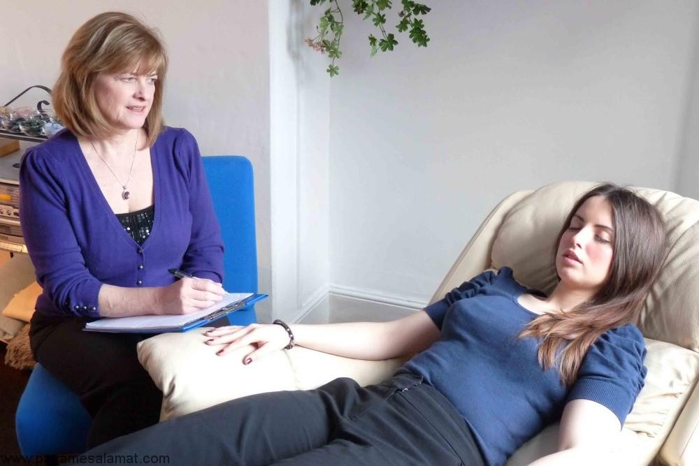 استفاده از هیپنوتیزم جهت درمان اضطراب