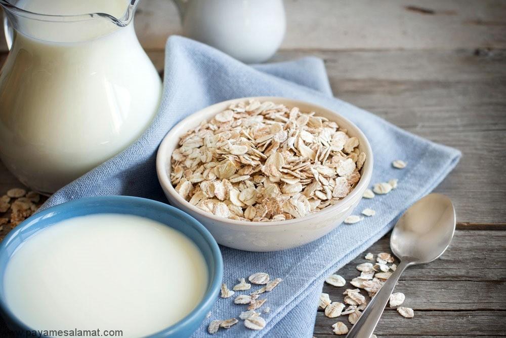 شیر جو دوسر ؛ خواص و ارزش غذایی این ماده