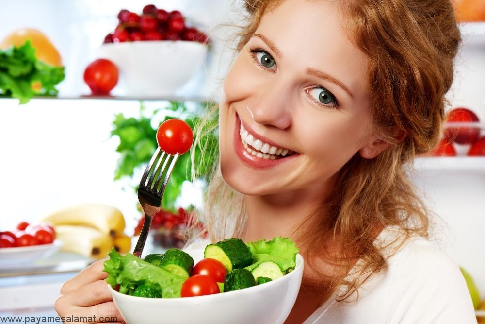 روش های کاهش میل به غذا