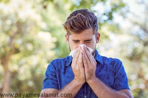 نشانه ها و علائم اضطراری آلرژی
