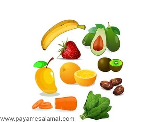 درمان گرفتگی عضلات با مواد معدنی و ویتامین ها