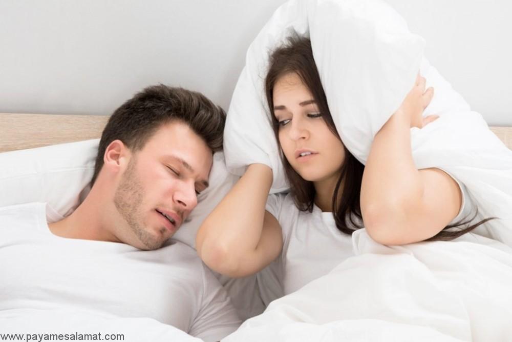 نکاتی که باید درباره آپنه خواب بدانید