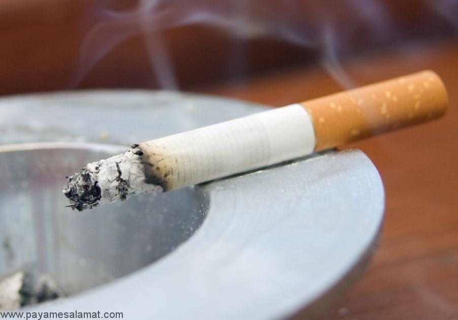 تاثیر سیگار کشیدن بر روی سیستم گوارش