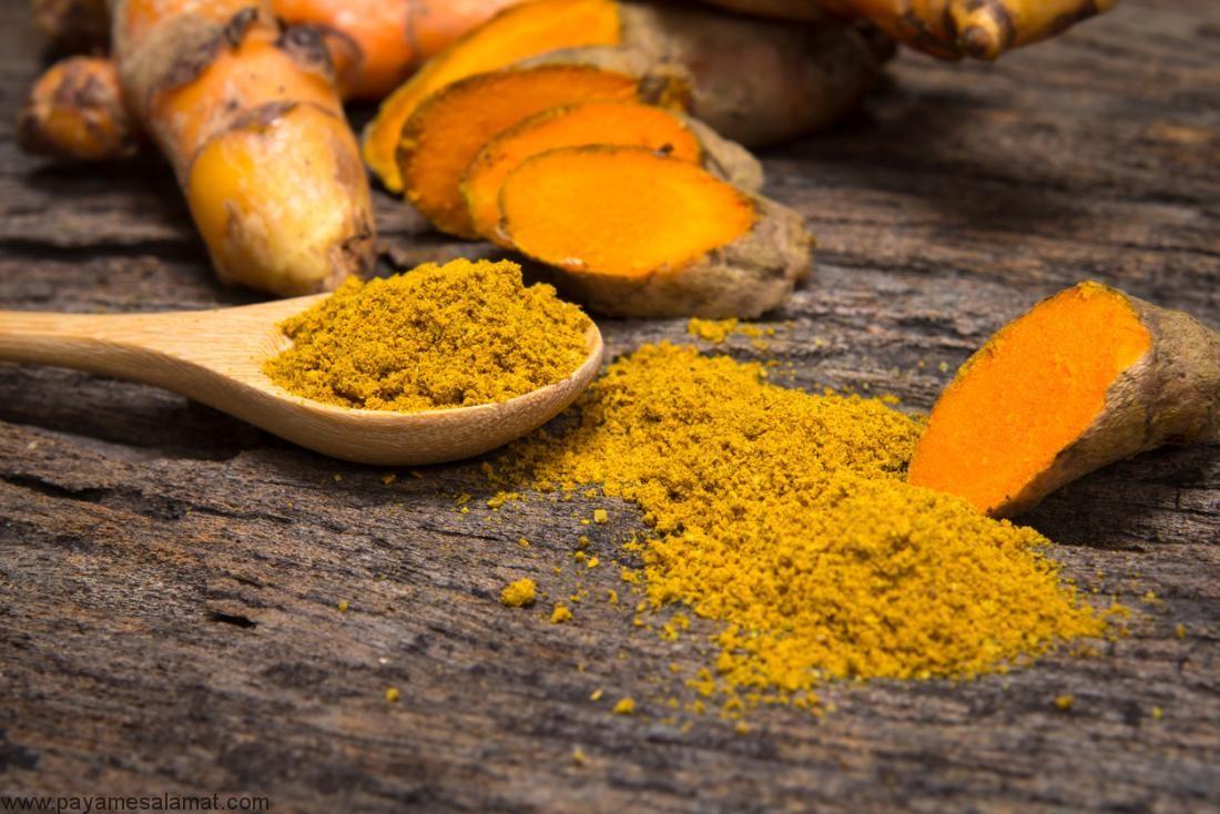 خواص زردچوبه برای تقویت روحیه، سلامت پوست و سلامت مفاصل