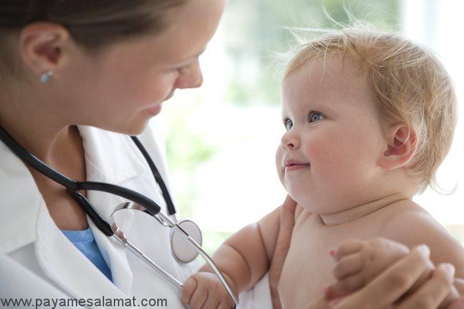 علائم ریفلاکس اسید یا GERD در کودکان