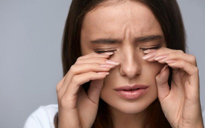 علل و روش های درمان سوزش چشم