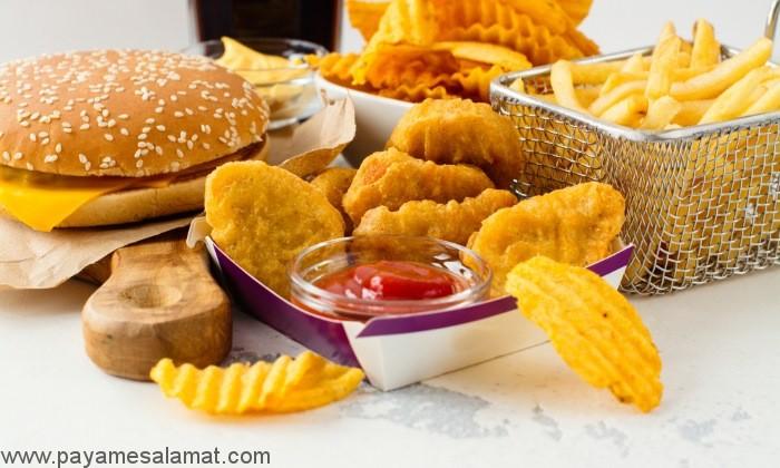 آشنایی با مواد غذایی سرطان زا