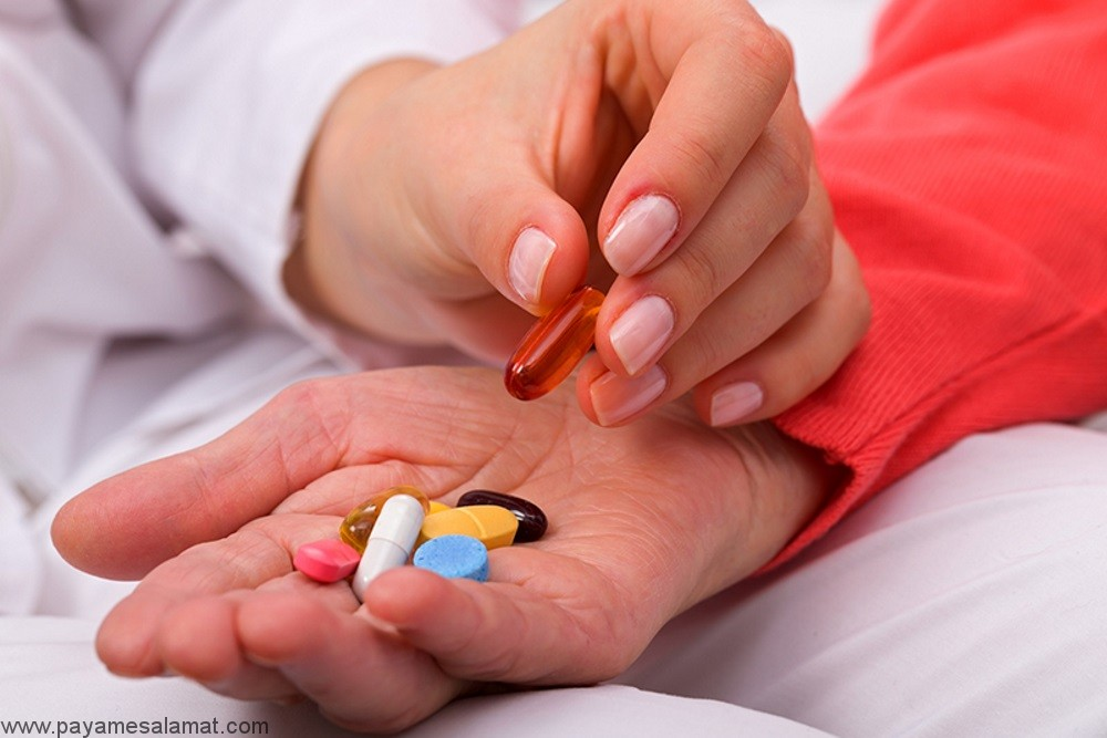 مکمل های مفید برای مبارزه با التهاب