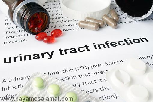 درمان عفونت ادراری
