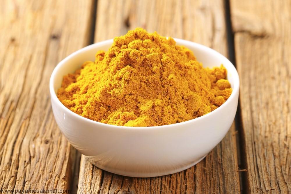 خواص زردچوبه برای پوست و درمان انواع بیماری های موثر بر روی آن