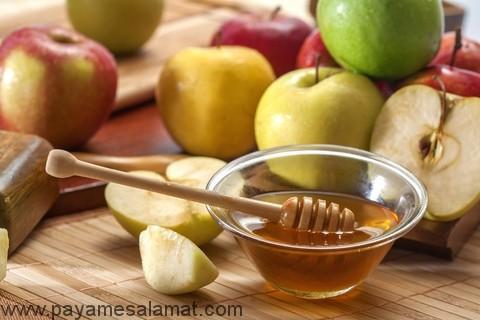 مزایای مصرف سرکه سیب و عسل برای بدن