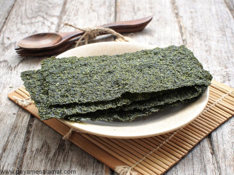 ارزش غذایی جلبک دریایی