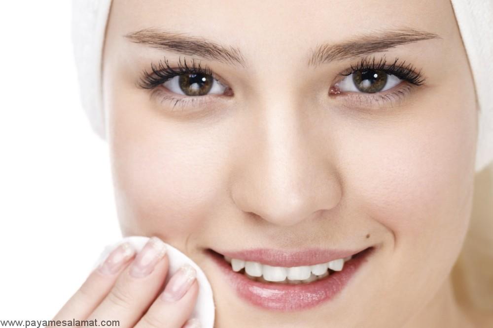 روش ساده و ارزان برای پاک کردن پوست صورت