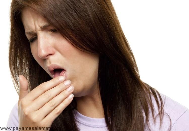 درمان سرفه مرطوب