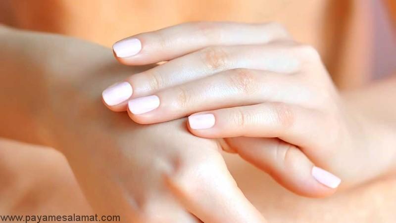 روش های ساده درمان چروک دست