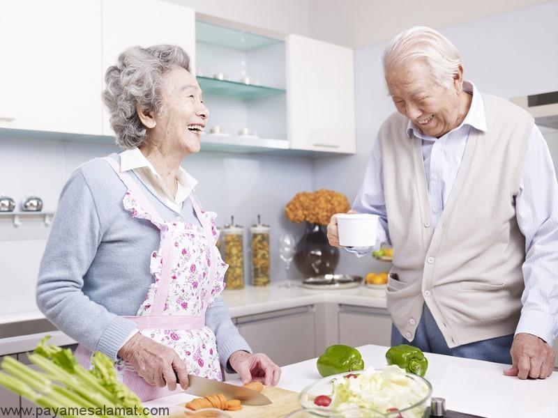 افزایش انرژی بدن به کمک مواد غذایی