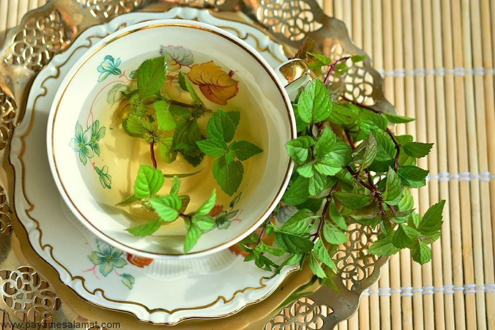 خواص چای نعناع برای حل مشکلات مختلف و عوارض ناشی از مصرف زیاد آن