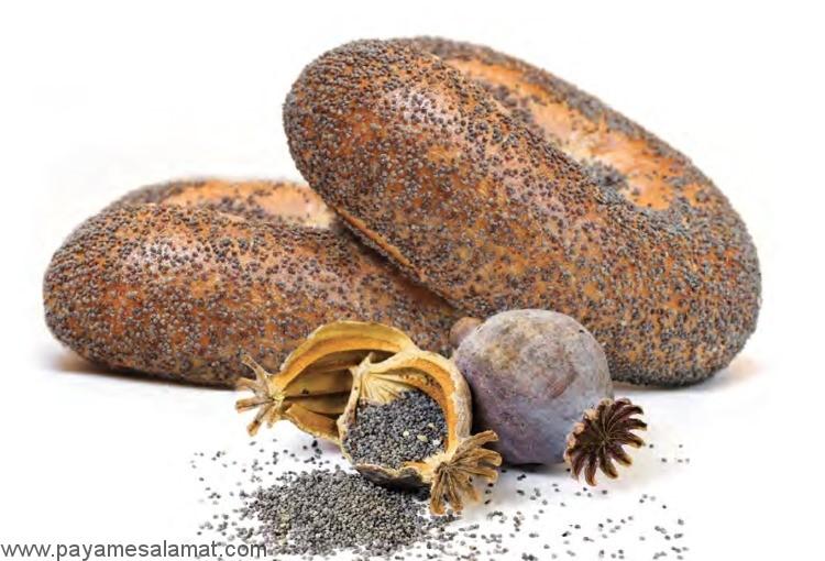 دانه خشخاش از خواص تا مقایسه آن با سایر دانه ها