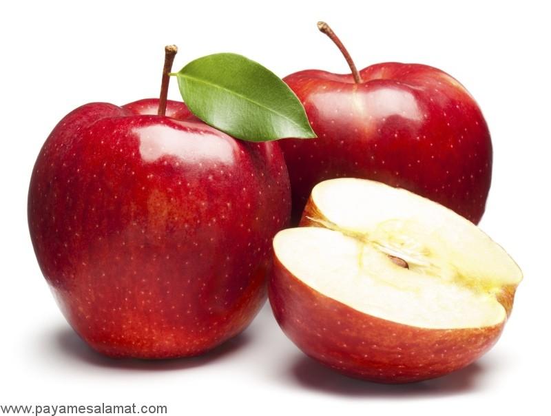 حساسیت به سیب