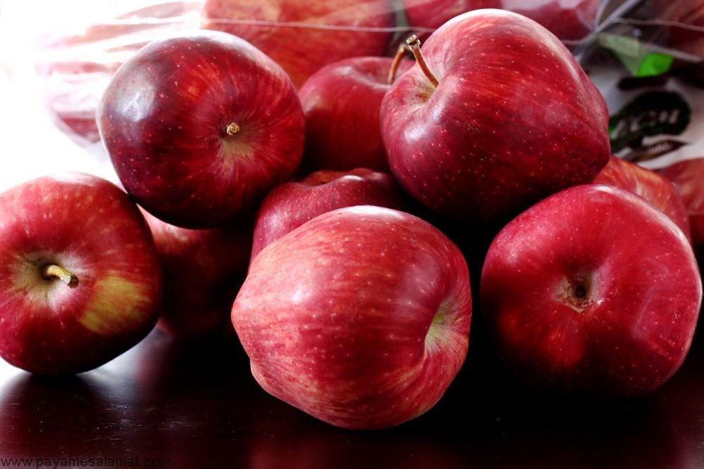 حساسیت به سیب ؛ انواع، نشانه ها، محرک ها و روش های درمان
