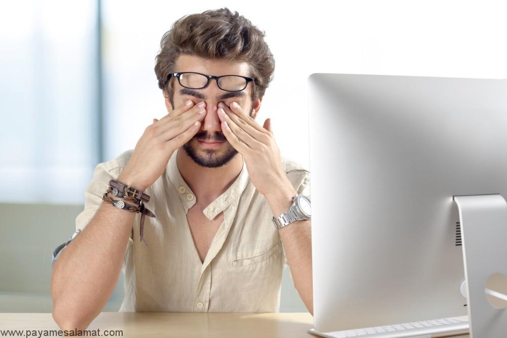 درمان چشم درد در خانه و به کمک روش های ساده و طبیعی