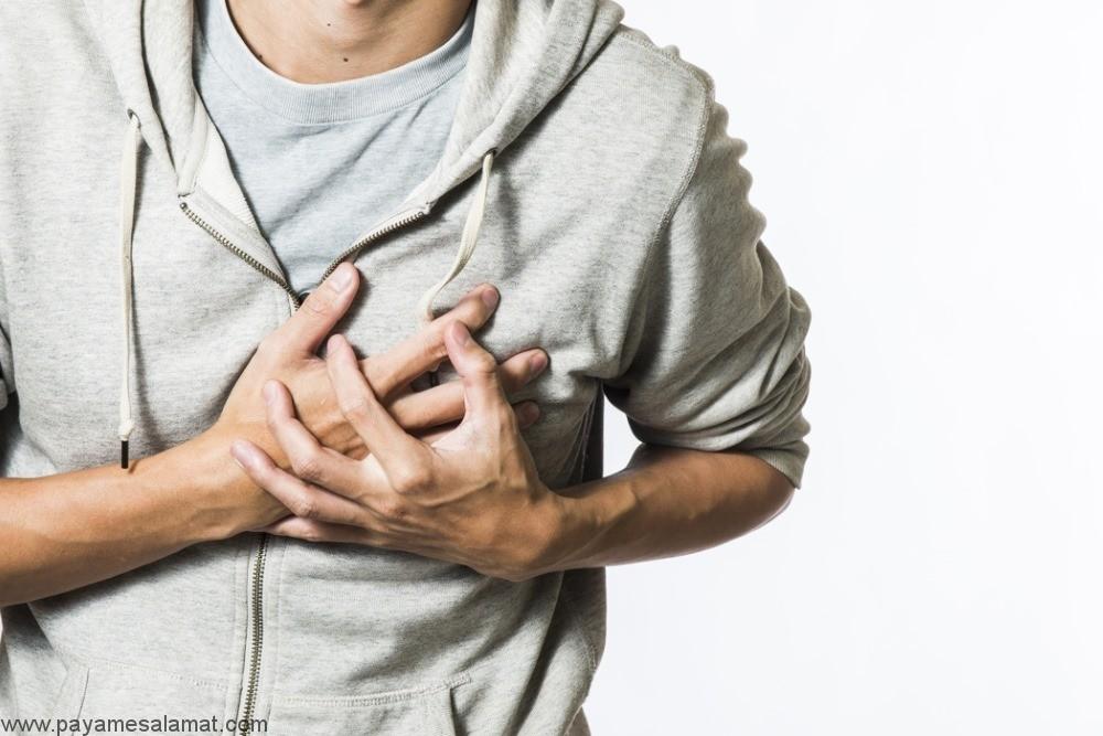 انواع حمله قلبی