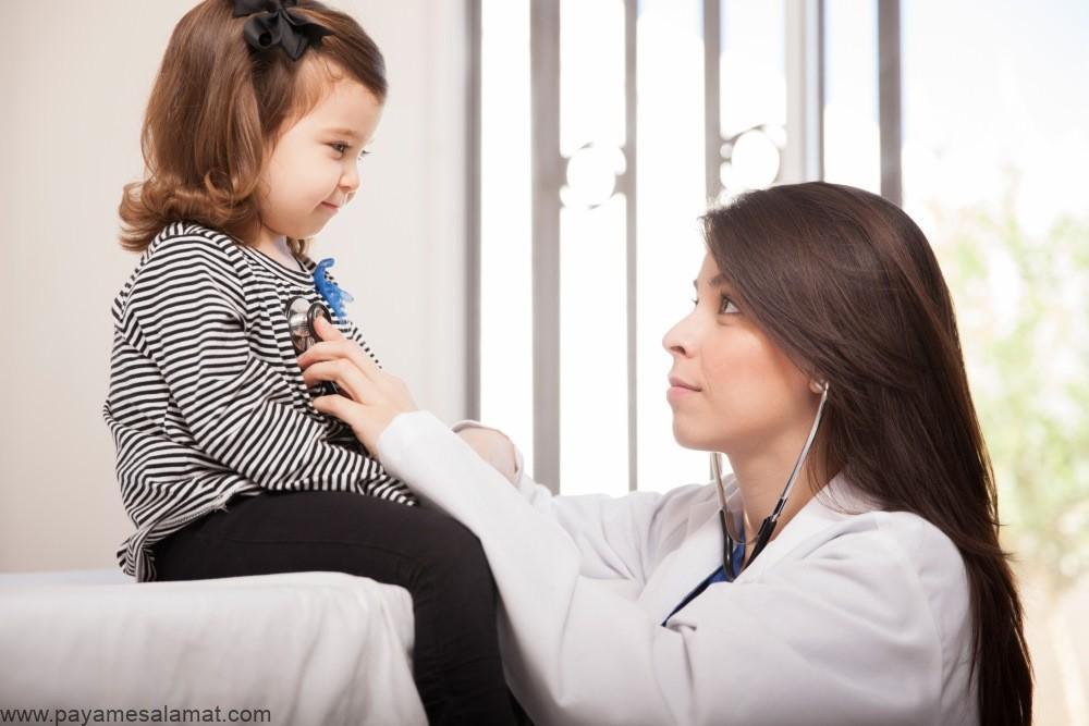 برونشیت در کودکان و ۸ درمان طبیعی برای آن