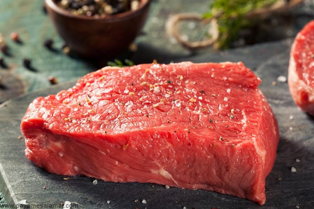 خواص گوشت گاو علف خوار و ارزش غذایی این ماده