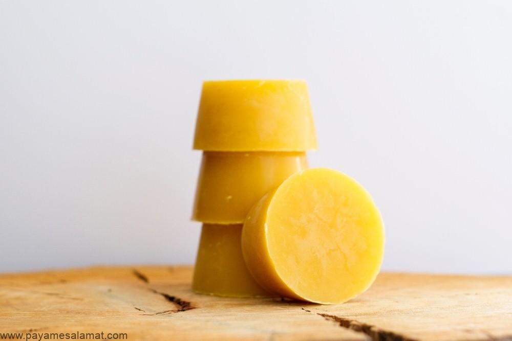 قدرت موم زنبور عسل در کاهش درد و کلسترول و کاربرد های مهم این ماده