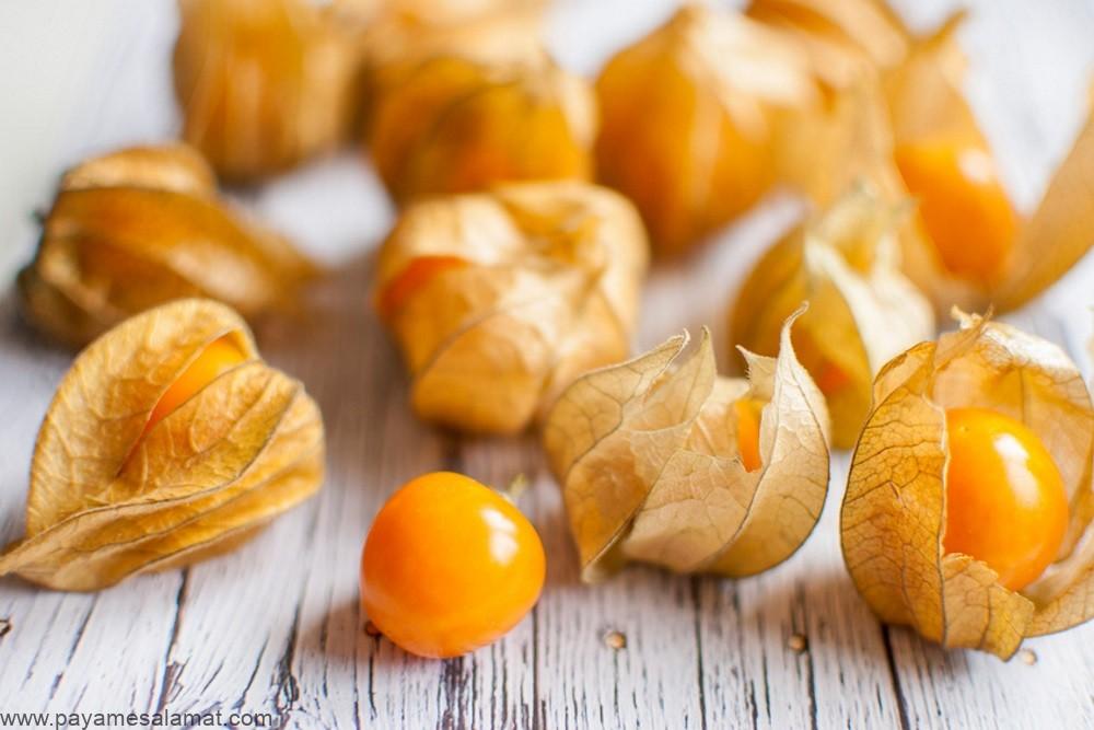 خواص توت طلایی و هر آن چه که باید در مورد این میوه بدانید