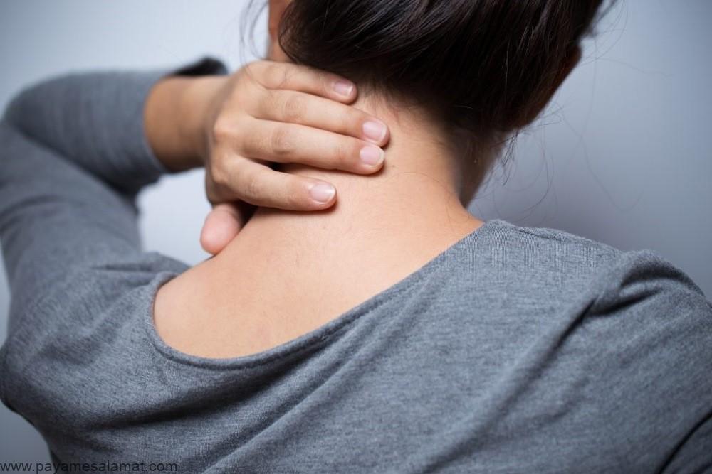 درد گردن و سردرد ؛ علل و روش های درمان