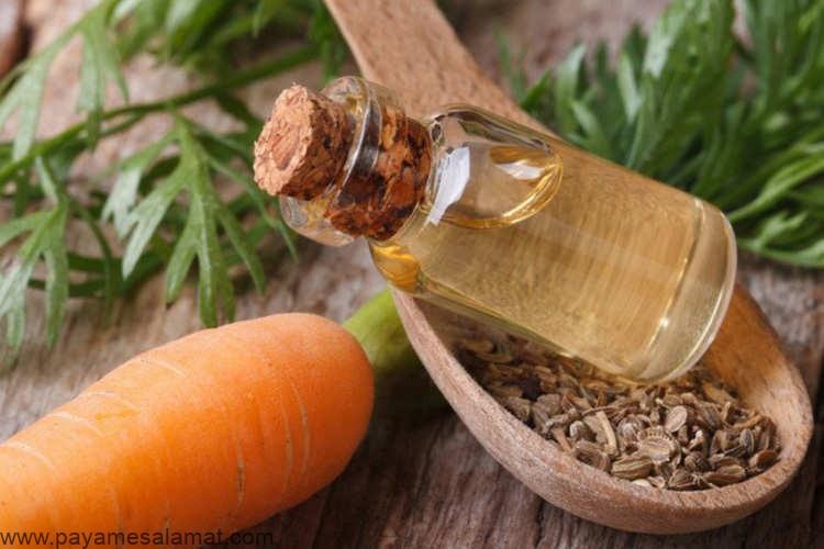 خواص روغن بذر هویج برای پوست و مو
