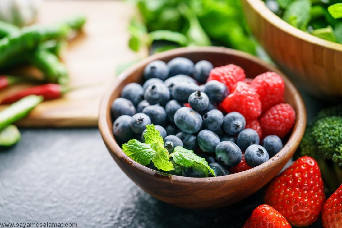 رژیم غذایی مفید برای کاهش فشار خون