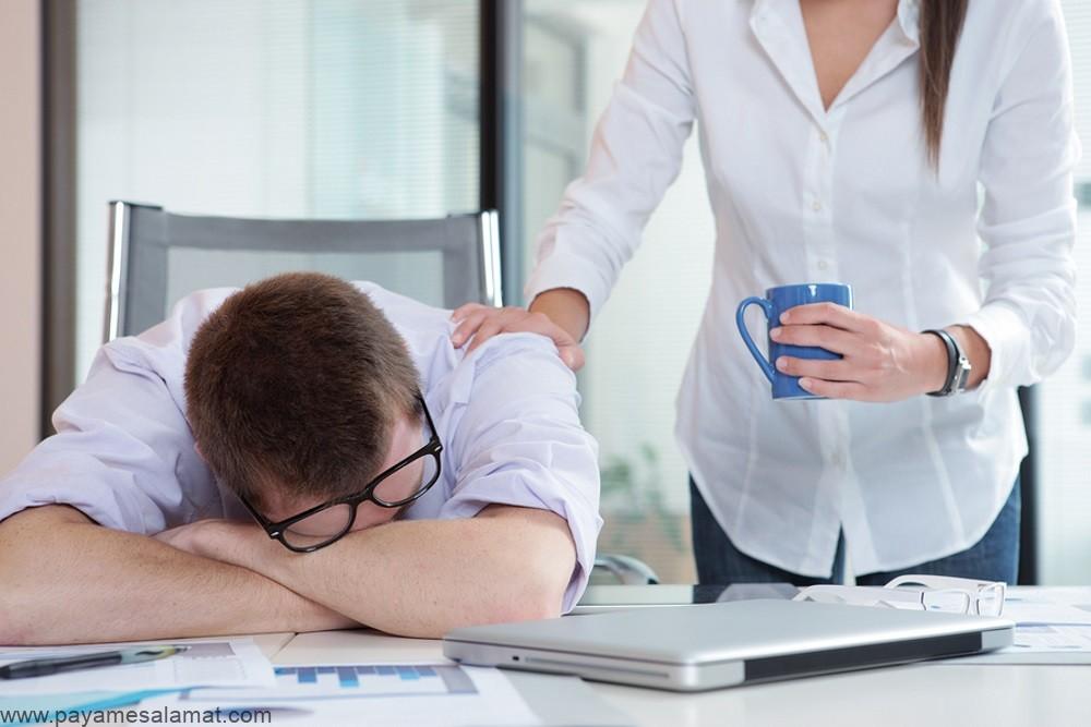 علل، علائم و روش های درمان خواب آلودگی روزانه(EDS)
