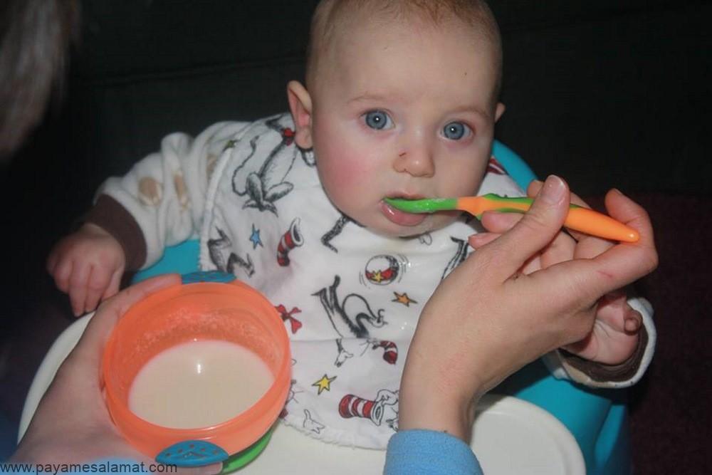 سندرم انتروکولیت ناشی از پروتئین غذا