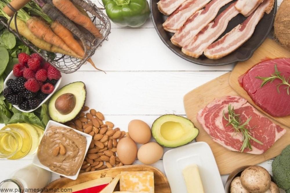 تغذیه مناسب برای سرطان ریه