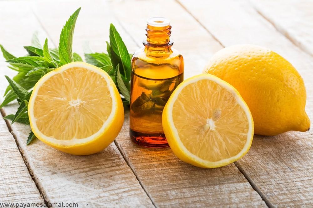 خواص علمی و اثبات شده روغن لیمو