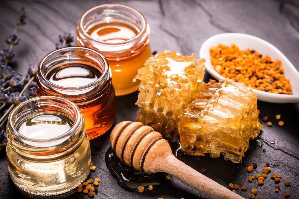 خواص درمانی و اثبات شده زردچوبه و عسل برای بدن