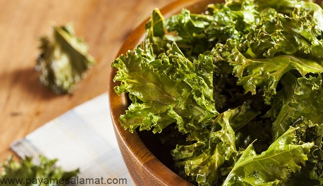 منابع گیاهی کلسیم