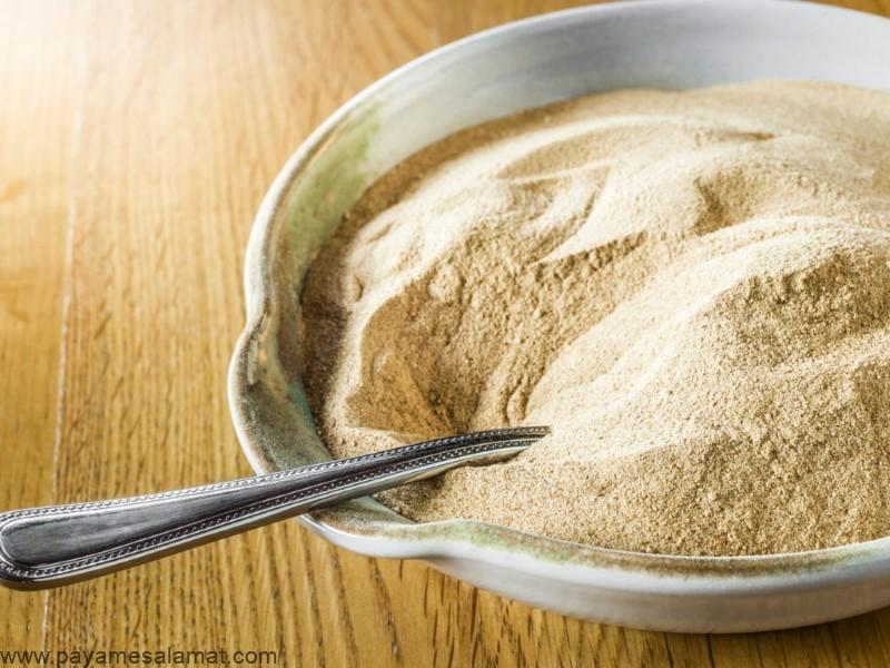 عوارض مصرف مخمر خوراکی برای بدن